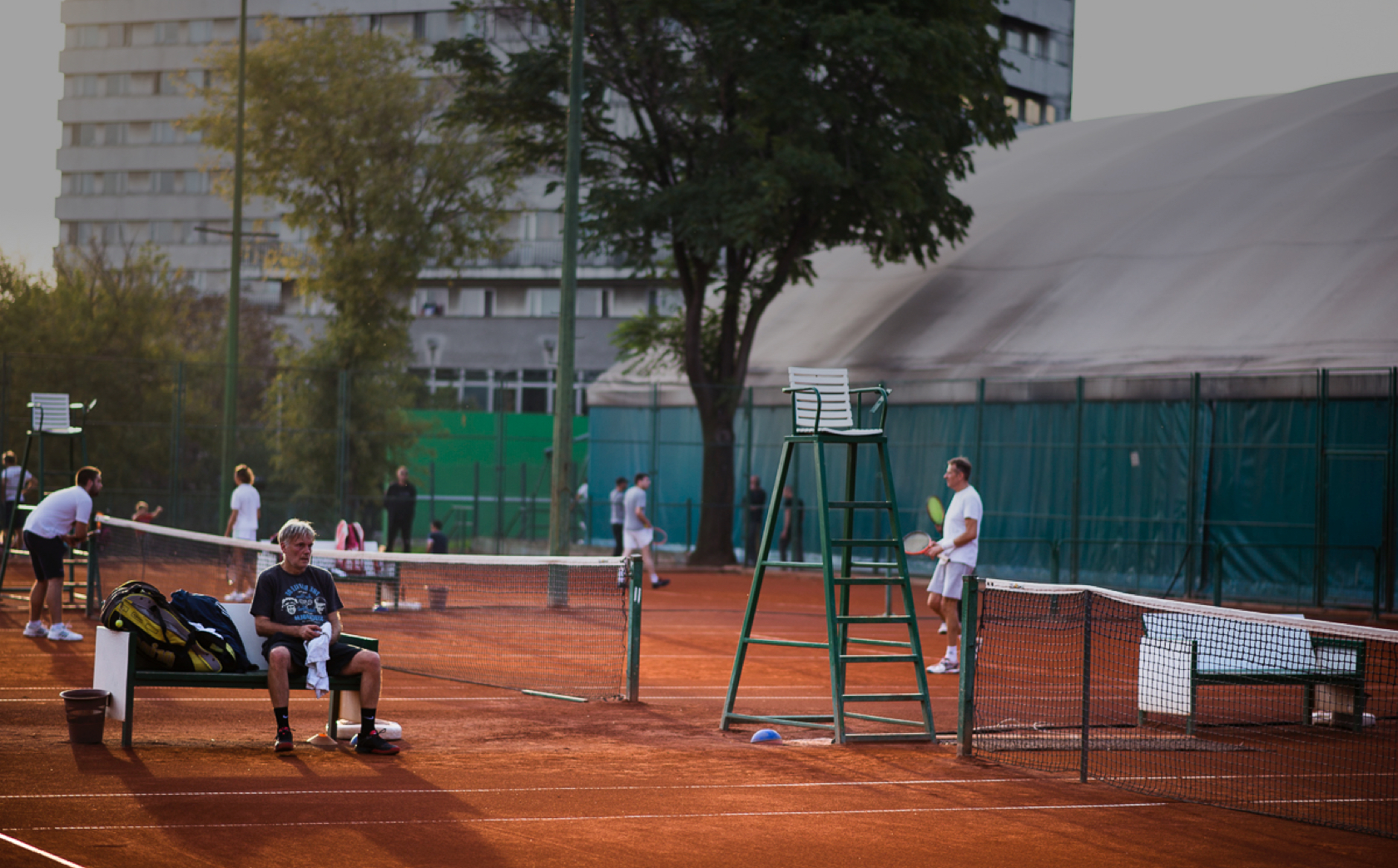 GotCourts </br> The best way to book a tennis court